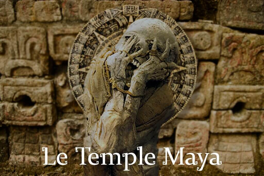 Riddle Room Temple Maya en famille
