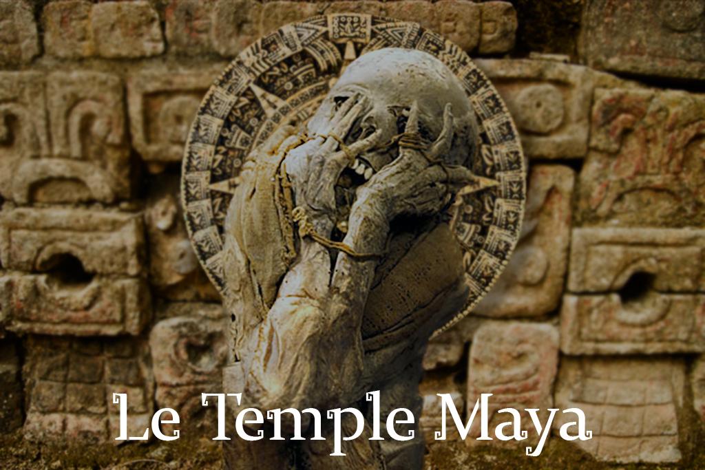 Riddle Room Temple Maya en famille