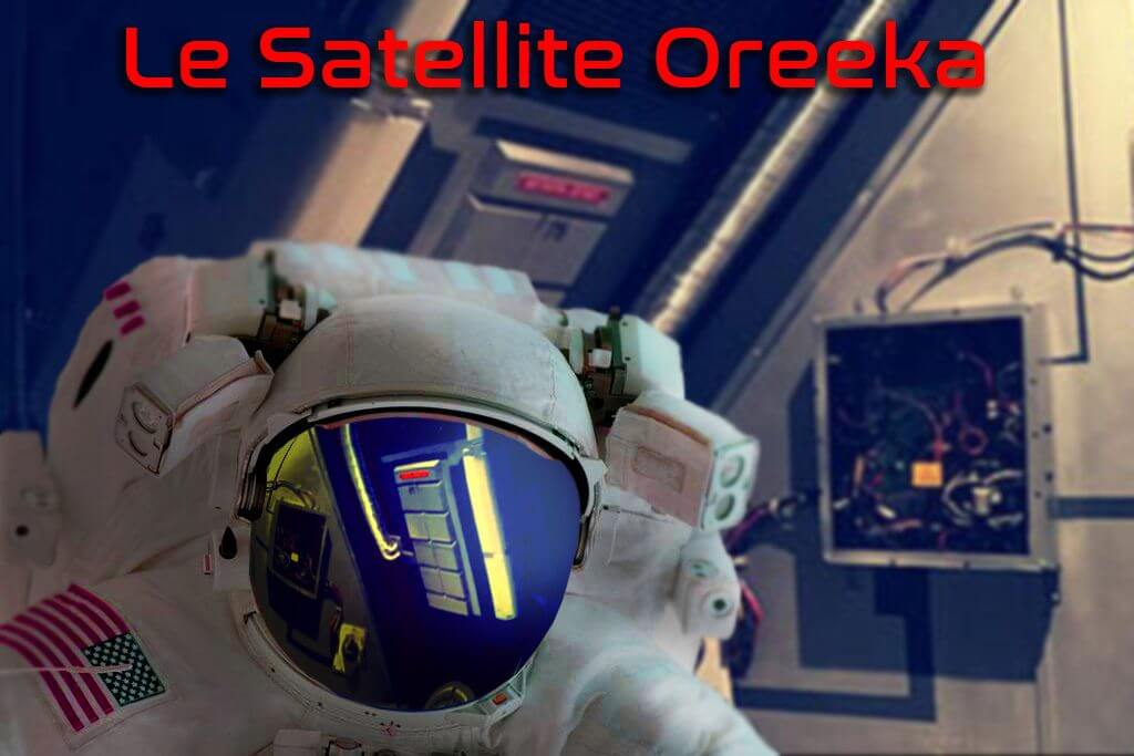 Riddle Room Satellite Oreeka Horreur